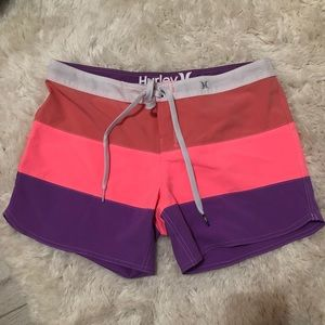 Hurley phantom swim shorts